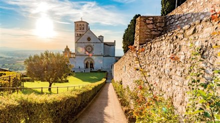 tours in assisi italy