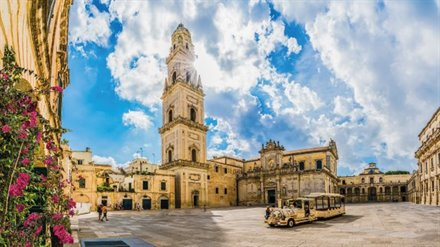 tours in lecce italy
