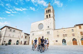 Bike & Bite in Umbria