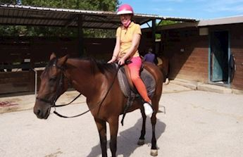 Horseback Riding in Chianti Area
