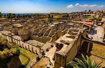Vista Pompei