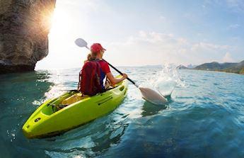 Cinque Terre in Kayak da Monterosso