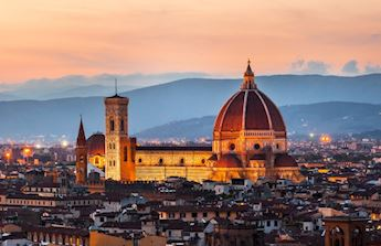 cupola in florence