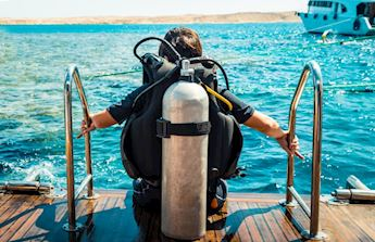 Diving in the Marine Area of Portovenere