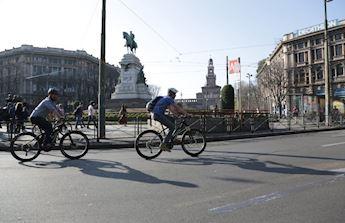 Milan E-Bike Tour - Small Group