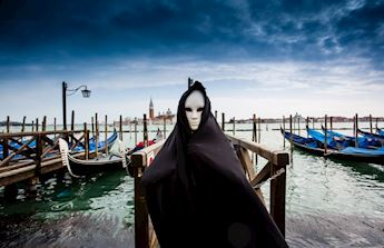 Legends and Ghosts of Venice