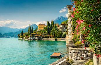Lago di Como e Lugano
