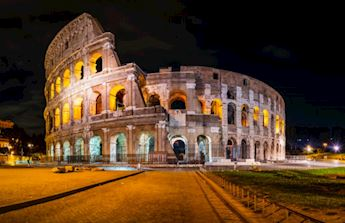 rome by night tours