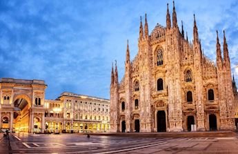 Walking Tour of Milan - 'The Last Supper' included