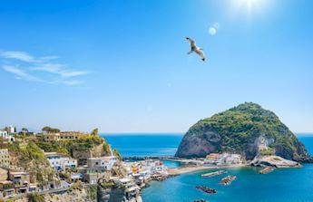 Ischia view Italy