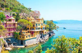 Vista mare a Amalfi
