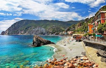 Cinque terre from florence Monterosso