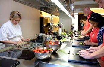 Mercato e Cooking Class Roma