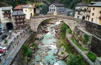 Le Alpi italiane e il fascino della Valle d'Aosta