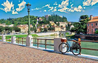 The original Verona Bike Tour